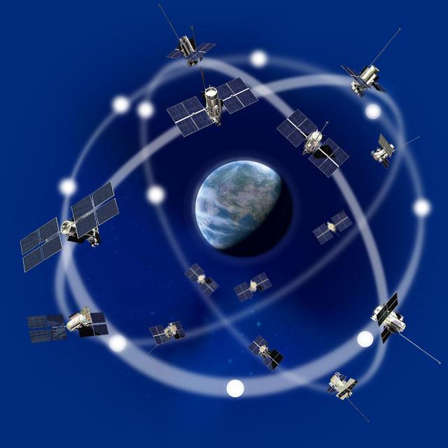 pierdere în greutate satelit)