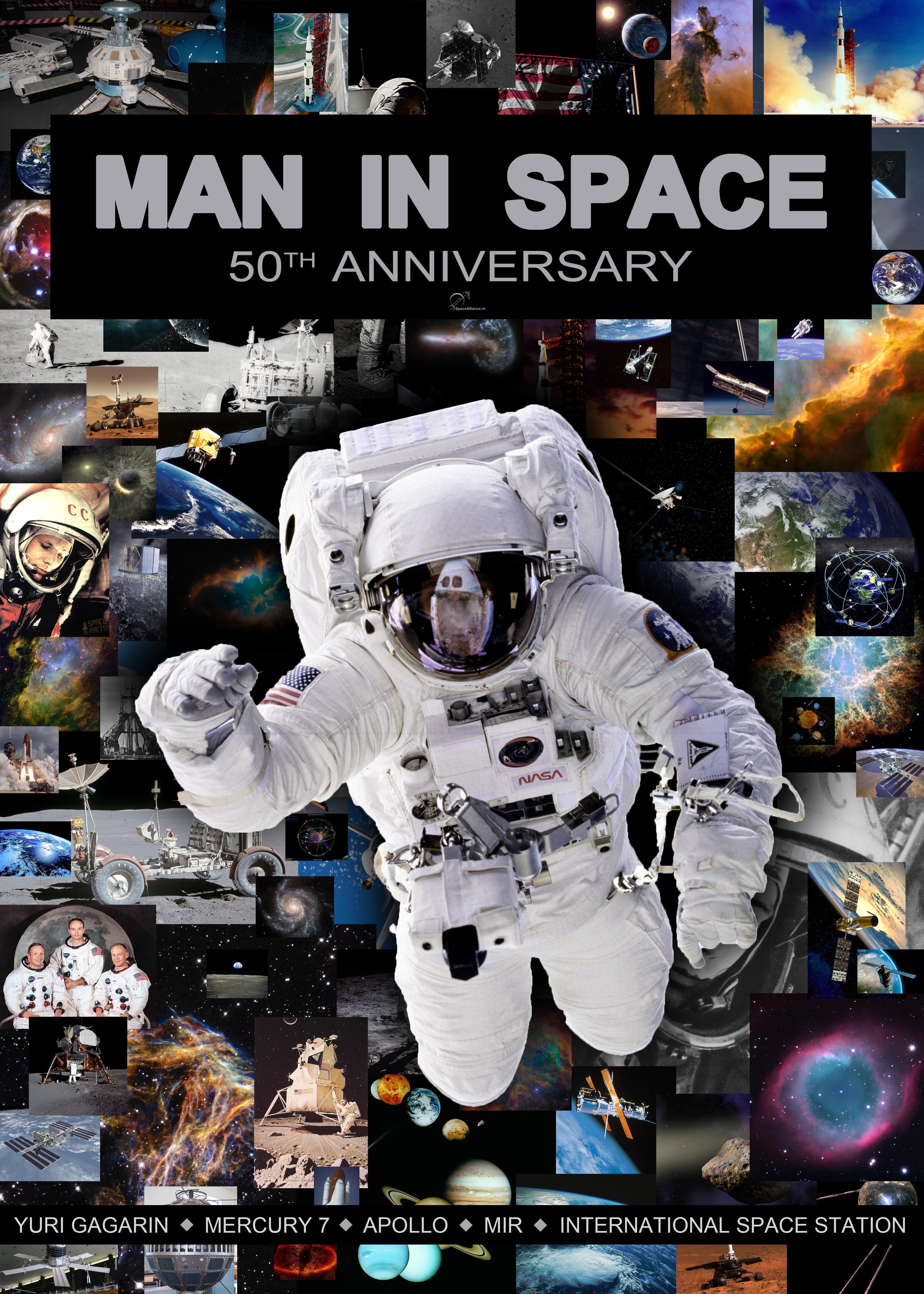 50 Years Of Human Spaceflight