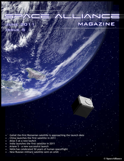 Fifth edition of the Space Alliance magazine - SpaceAlliance